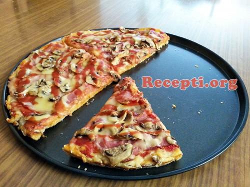 Pizza sa 4 vrste brašna