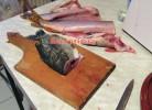 Čićcenje ribe za riblju čorbu