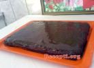 Koka kola kolač sa prelivom